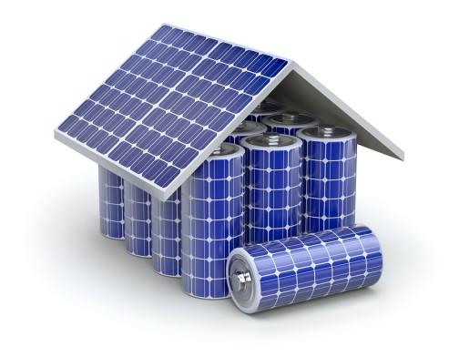 Hoe kan je zonne-energie opslaan?