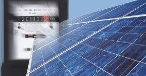 Zonnepanelen batterijen opslag